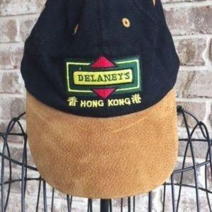 Other - Delaneys Hong Kong The Irish Pub Baseball Cap EUC